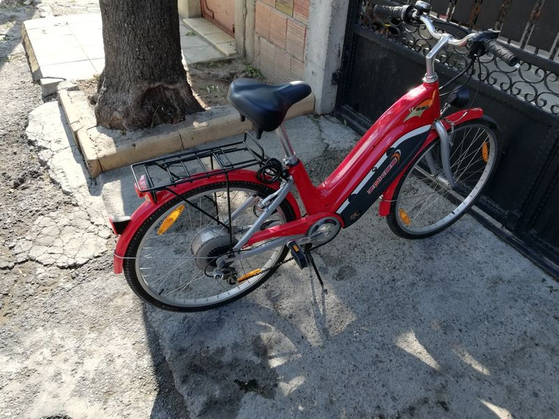 Електрически велосипед гр. Сливен - image 1