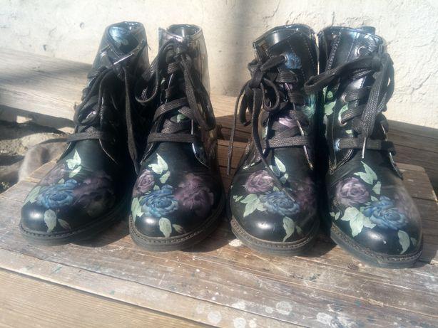 Детская обувь для девочек 34