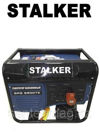 Бензиновый генератор SPG 9800ТЕ Stalker