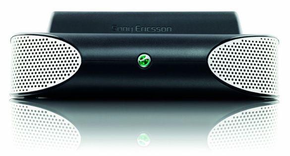 Колонка Sony Ericsson MS-410 Portable Speakers