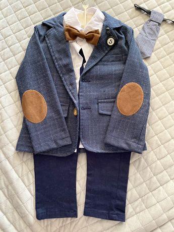 Классический костюм тройка для мальчика
