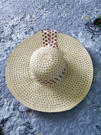 Продам шляпу летнюю