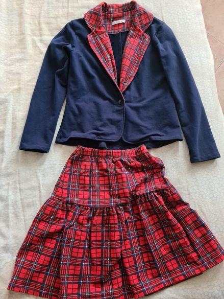 Комплект сако и пола