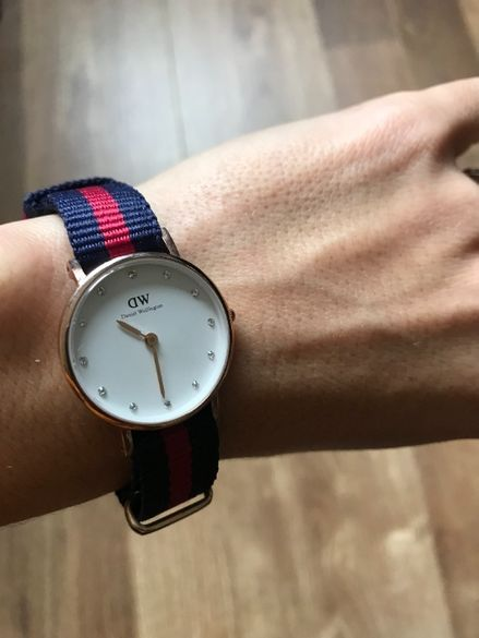 Нов дамски часовник Даниел Уелингтън / Daniel Wellington