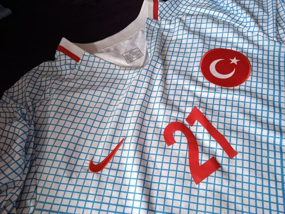 Тениска на Турция ХХЛ