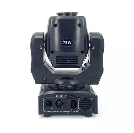 75W Moving Head Spot Beam 7R LED lumini club pub formatie Dj |SIGILAT|