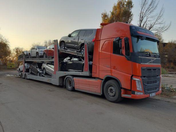 Перевозка автомобилей Алматы Астана