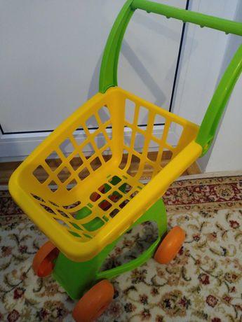 Cărucior de jucărie copii