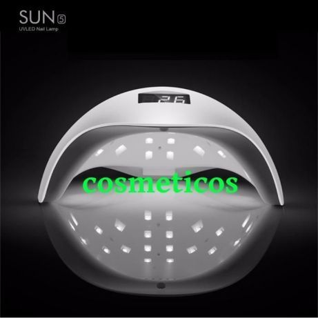 LAMPA LED UV/ Lampa led SUN5 48W Display/ uscare gel oja semi