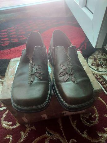 Pantofi piele damă
