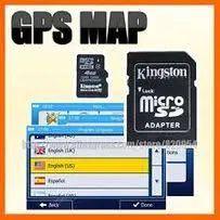 Card Memorie Cu Navigatie iGO Pentru GPS , TABLETE , TELEFOANE