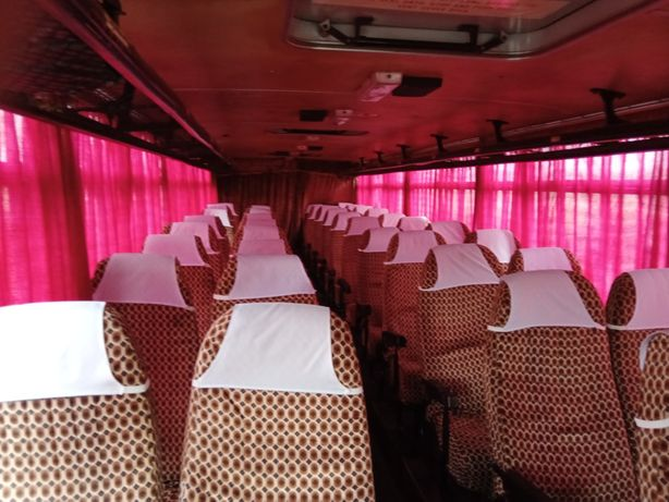Чехолы на сиденья автобуса