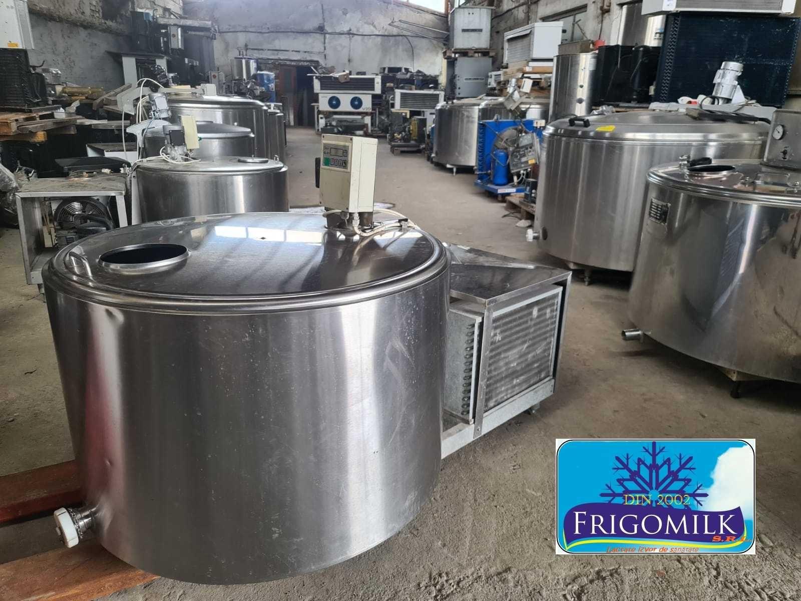 Tanc de racire lapte 800 , 220V  , bazin racire lapte , racitor