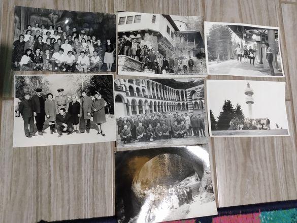 7 бр. Стари снимки/фотографий