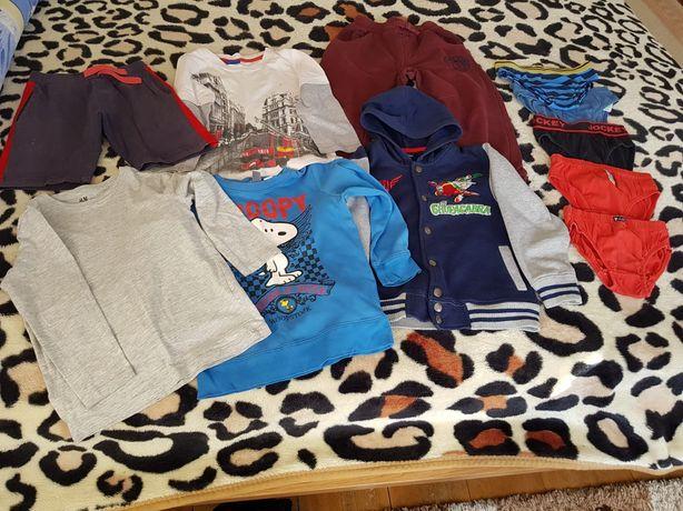 Lot haine baieti,4-6 ani,H&M,Cherochee,Disney,George