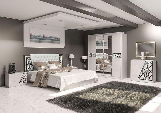 Спальный гарнитур Джульетта 4дв  Мебель со склада