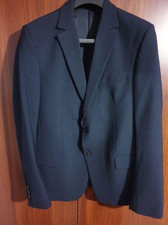 Мъжко сако DRAGO & RADO, размер 50, в тъмно син цвят
