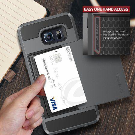 Кейс VERUS DAMDA за Samsung A3 A5 J5 J7 S6 EDGE S7 S8 IPHONE 5 / 6 / 7