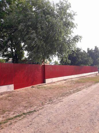 Realizam garduri și porți