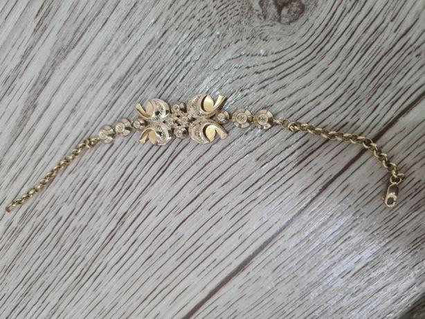 Очень нежный Бриллиантовый браслет
