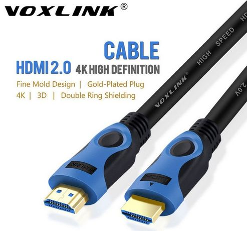 Cablu HDMI v2.0 VOXLINK 3m