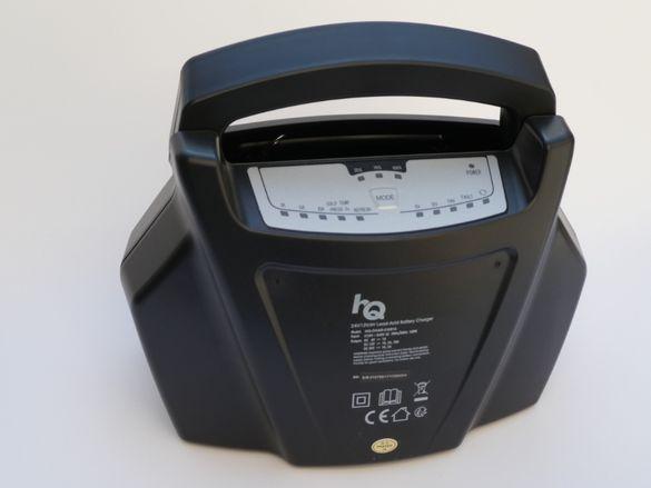 автоматично зарядно / токоизправител за авто акумулатори, ново, немско