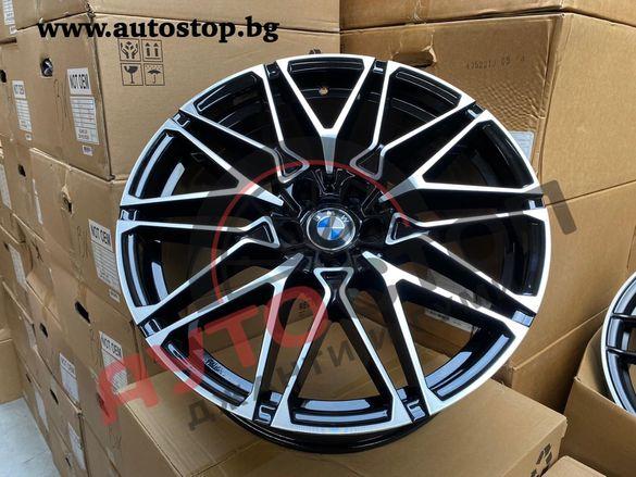 20 22 ДЖАНТИ BMW X5 X6 X7 5X120 5X112