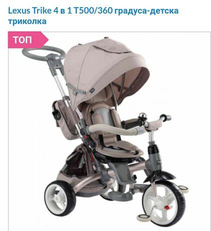 Триколка Lexus Trike