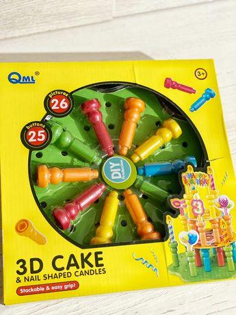 Развивающие  игрушки  для детей.