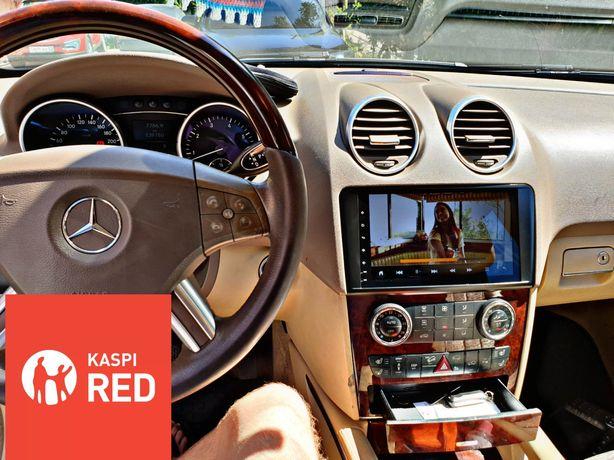 Автомагнитола Андроид Mercedes-Benz ML/GL DSK/RedPower Autoline