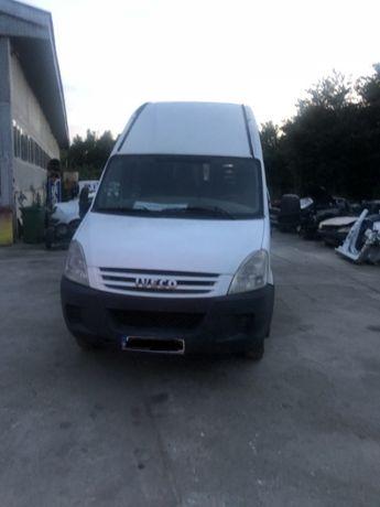 Dezmembrari Iveco Daily IV 2008 Microbus 3000- Cardan