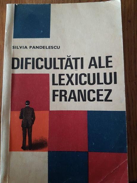 Dificultati ale lexicului francez-Silvia Pandelescu