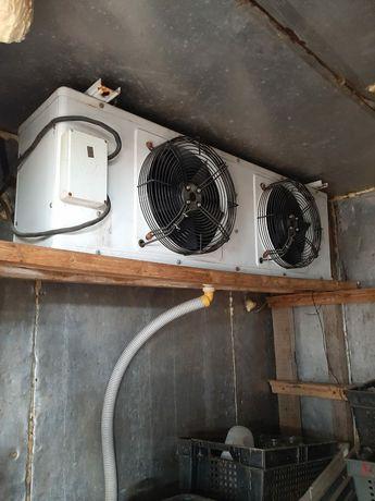 Морозильно холодильный агрегат