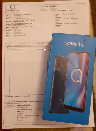 Telefon Alcatel 1S, model 2020, nou, factura, garantie