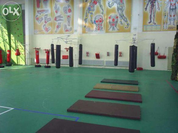 Лишейков тежки професионални боксови и чували-круши 100х33см.40- 45 кг гр. София - image 7