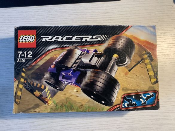 Lego Racers 8491 Ram Rod