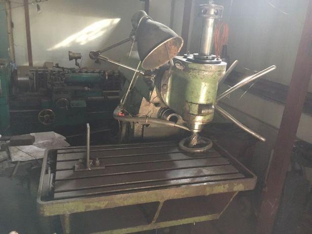 Mașina de frezat metale FUS250