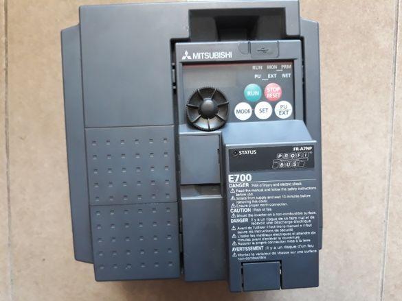 Честотен регулатор(инвертор)Mitsubishi 0,75кw/400в