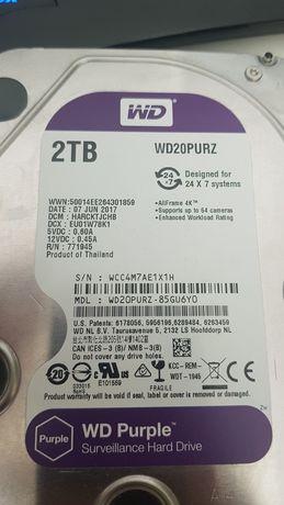 Hard disk 2T WD surveillance