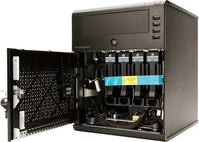 Сервер HP MicroServer Gen7 N54L