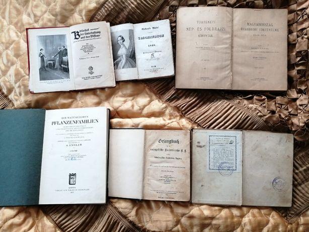Vintage/Colectii/Editii lux/Carti vechi