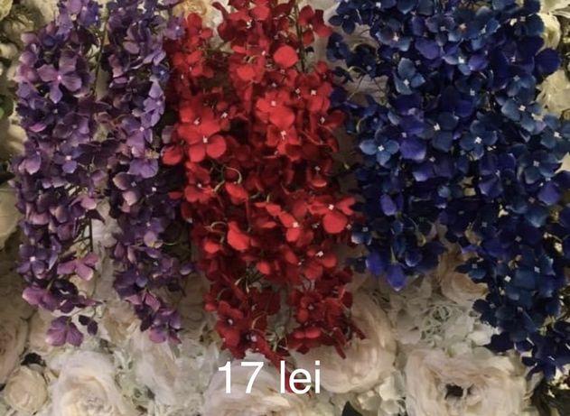 Flori artificiale pentru balcon, curte