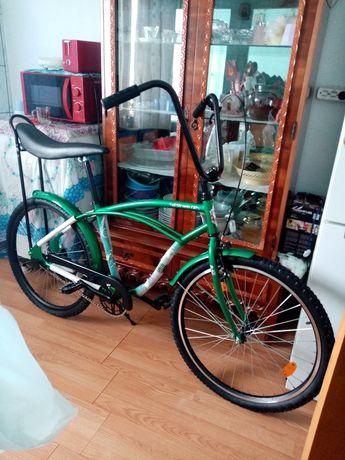 Bicicleta pegas noua