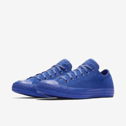 Converse Chuck Taylor All Stars Navy Blue Suede Unisex номер 36,5