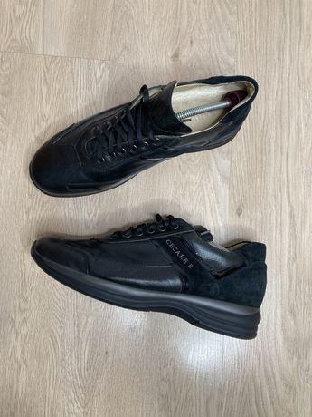 Cesare Paciotti-обувки кожа 45 номер