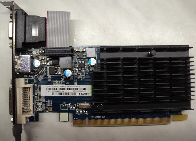 Placa Video PCI-Epress Amd Radeon HD 5450 511 Mb