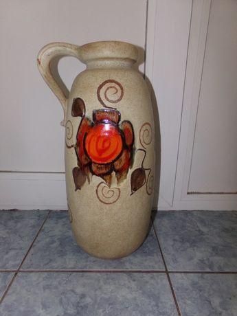 vaza de podea - West Germany - 48 cm