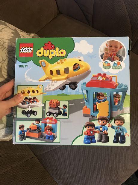 Set Lego Duplo Aeroport