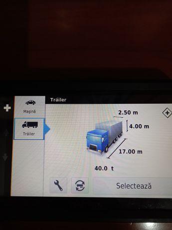 GPS Garmin dezl 770 LM 7 inch