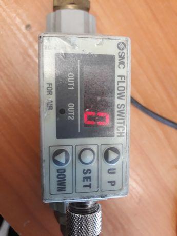 Сензор (датчик) за разход на въздух SMC PF2A711-F03-68